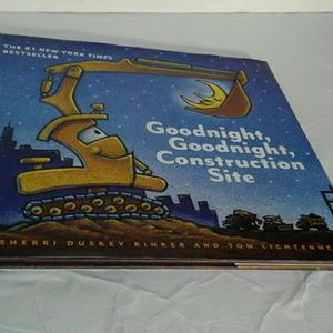 Other - Goodnight, Goodnight Construction Site book